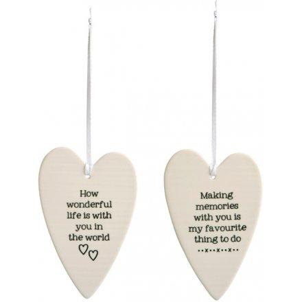 Evie Slogan Heart, Mix