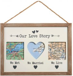 Perfect for placing in any home or gifting to newly weds