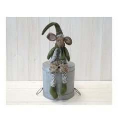 A charming little woodland inspired Christmas Decoration,