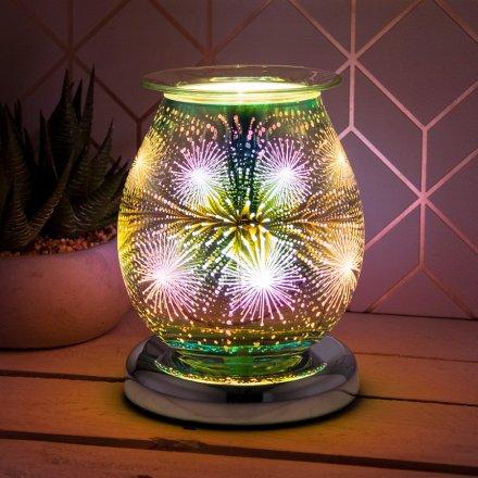 Desire Aroma Lamp Sparkle, 17cm
