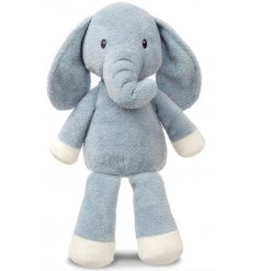 Part of a new range, this Elly Elephant Rattle will be sure to make a snuggly companion for any little one