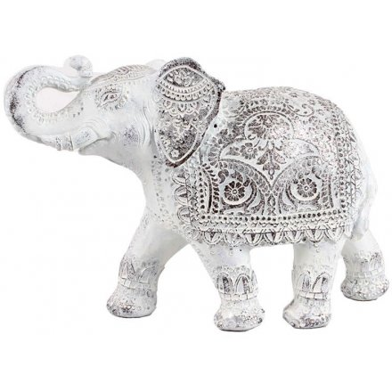 Decorative Elephant Figure
