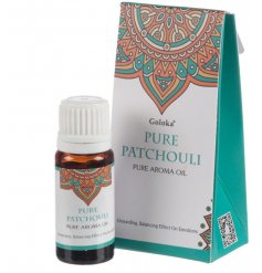 Stay in balance and support your emotions with the rich fragrance of these pure patchouli blended oils.
