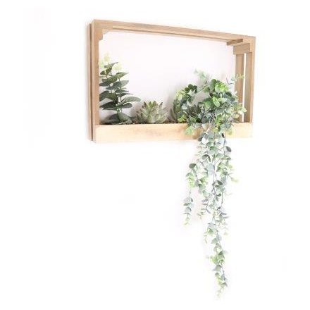 Succulent Wall Crate