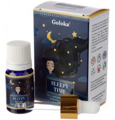 Fill your home with a sleepy time, long lasting fragrance with these goloka blend oils.