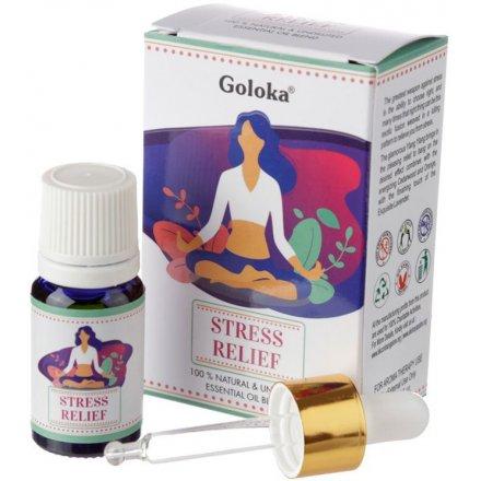 Goloka Blend Stress Relief Oils