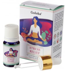 Fill your home with a stress relieving and long lasting fragrance with these goloka blend oils.
