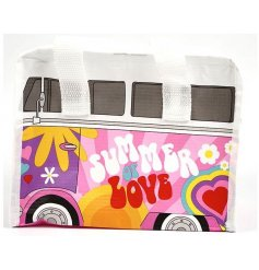 Take your lunch on the go with the help of this Quirky Retro VW Camper Van Lunch Bag