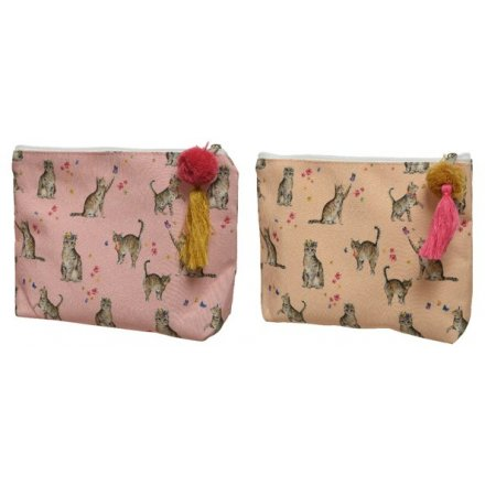 Flower Cat Bag, 2a
