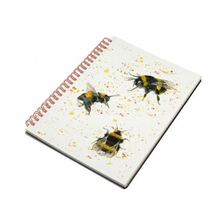Busy Bee A5 Notebook