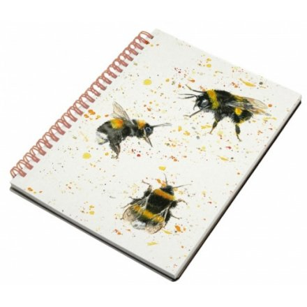 Busy Bee A6 Notebook