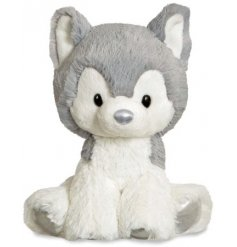 Loveable soft husky with a hint of silver for a luxurious feel.