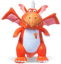 A plush and colourful Zog Dragon Soft Toy, a Perfect companion for any little one who enjoys the story book!