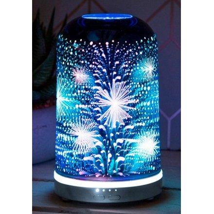 3D Sparkle Aroma Humidifier