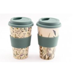 Great for the eco system and even better for your morning coffee on the way to work!