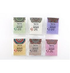 A gorgeously scented variety of Wax Melt Cubes from the Karma Incense Range