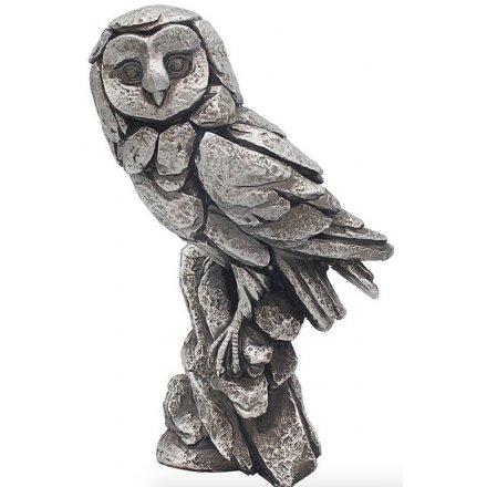 Natural World Ornamental Owl