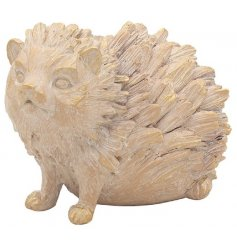 Homely Rustic Driftwood Hedgehog