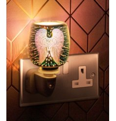 A 3D Angel Wing Plug In Warmer that will be sure to produce a delightful aroma to any home space