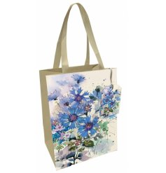 Beautiful Cornflower designed Gift Bag