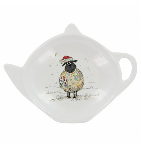 Festive themed sheep from the renowned Bug Art range of products.