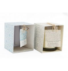 this assortment of sweetly scented candles also comes in pretty packaging