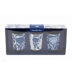 A charmingly themed set of scented candles, perfectly presented in a matching themed gift box