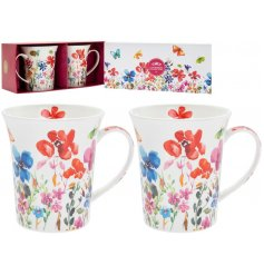 Sure to bring a charming splash of colour to any kitchen space or coffee morning,