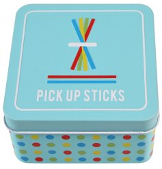 Perfect for little ones, a fun and colourful Pick Up Sticks game, sure to provide endless hours of cognitive fun