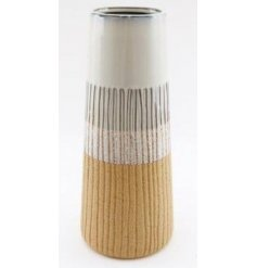 this tall decorative vase is a must have for any Simplistic themed home space