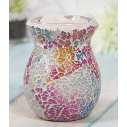 Mosaic Oil Burner, Multi