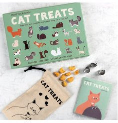 Spoil your 4 pawed companions with tasty homemade treats, just for them!