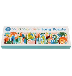 A fun and colourful 30x piece puzzle from the Wild Wonders range