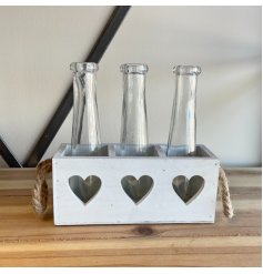A gorgeously simple decorative accessory to bring to any table or sideboard