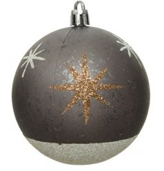 Sure to bring an on trend Contemporary touch to your Christmas Tree Display,