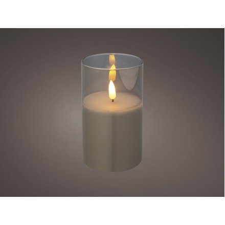 Small Flameless LED Candle