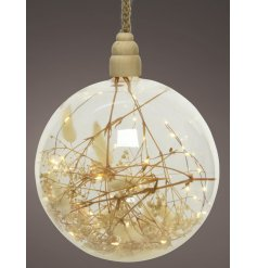 Perfect for bringing a simplistic charm and warming glow to any home space