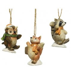 Charming Woodland Critter inspired accents to bring to your home during the Autumnal/Winter Seasons