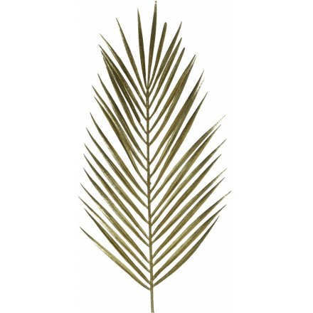 Golden Fern Leaf, 69cm