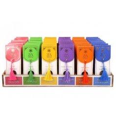 Zen Incense Cones multicoloured