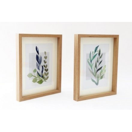 Printed Olive Grove Frames, 24cm