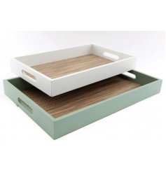 each with its own sage green and white tone and added inner natural grass base