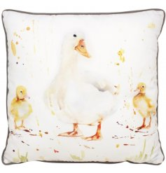 Part of the charming new line of the Country Life range is this new variety of printed cushions