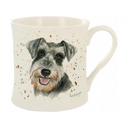 Snoopy The Schnauzer Bree Merryn Mug