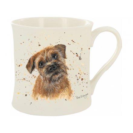 Buddy The Terrier Bree Merryn Mug