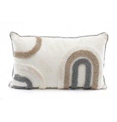 Neutral Coloured Cushion