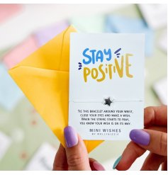 A small, simple and sentimental gift idea for anyone who needs a wish,