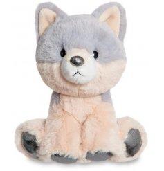 Cuddly Toy Wolf