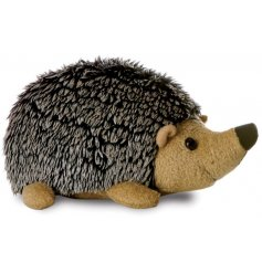 this hedgehog named Howie will make a perfect cuddle companion for little ones
