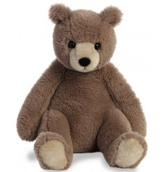 this bear soft toy will be sure to make a wonderful cuddle companion to little ones